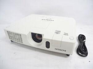 Hitachi CP-X4021N 1024x768 3LCD 4000 ANSI Lumens XGA Conference Room Projector