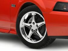 American Muscle Cobra R Style Wheel in Chrome 17x9 Fits Ford Mustang 1999-2004