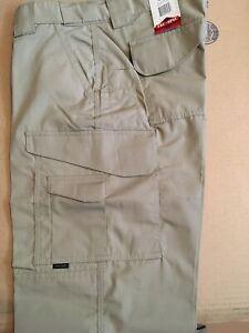 TRU-SPEC 1095 Womens Tactical Pants,Size 14,Khaki