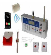 H/D KP 400 Metros GSM alarma de pánico inalámbrico con botones de pánico 4 x Varios