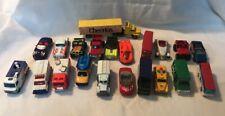 Lot of 21 Vintage Diecast Matchbox Cars 80s 90s