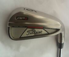 TITLEIST AP1 Tungsten Nickel 6 IRON Dynamic Gold R300 Steel Shaft, G/Pride Grip
