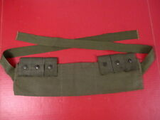 Vietnam Era US Army M79 6-Pocket Cloth Bandolier for 40mm Grenades - Excellent