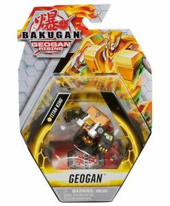 BAKUGAN GEOGAN TITAN KING FIGURE PACK GATE CARDS 2021