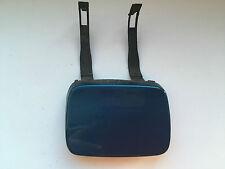 PEUGEOT 406 ESTATE REAR BUMPER TOWING HOOK EYE COVER CAP BLUE (R118)