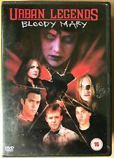Urban Legends 3 Bloody Mary DVD 2005 Slasher Horror Legend Movie w/ Kate Mara