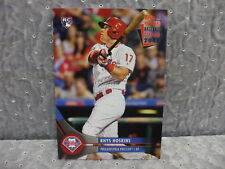 2018 Topps National Baseball Card Day Gift with Purchase #NTCDG2 Rhys Hoskins RC