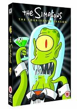 The Simpsons - Season 14 (DVD) Dan Castellaneta, Julie Kavner, Nancy Cartwright
