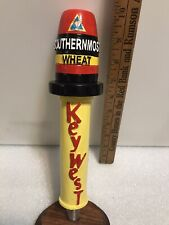 Florida Beer Company Key West Southernmost Wheat draft beer tap handle. Florida