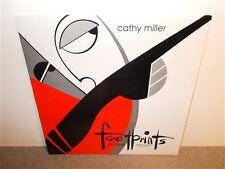Cathy Miller . Footprints on the Moon . Ian Tamblyn . LP
