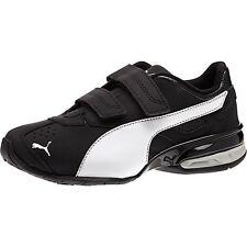 Brand New Boys Puma Tazon 6 SL Sneakers/Tennis Shoes Junior Sz 1.5 Black