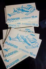 Faroe Islands Stamps # 138A Nh Lot of 13 Complete Booklets Scott Value $195.00