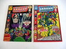 *JUSTICE LEAGUE OF AMERICA #99-119 LOT 11 Books Guide $99.50