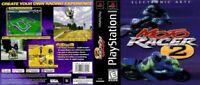 Moto Racer 2 (PlayStation) PS1 PSX PSone
