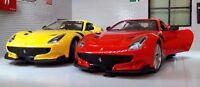 2017 Ferrari F12 F12tdf F12berlinetta 1:24 Skala-Modelle Detaillierte Modell