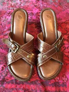 New Nurture Heels Sandal 9.5