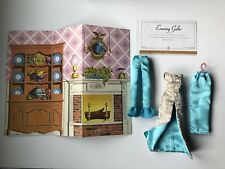 Barbie Evening Gala Repro / Reproduction Fashion & Backdrop ~ Newly Unboxed