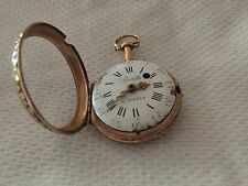 Antique Romilly pocket watch