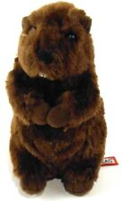 Douglas Cuddle Toys BUDDY the BEAVER Stuffed Animal Cuddly Plush Toy