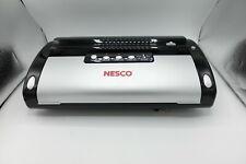 NESCO VS-02, Food Vacuum Sealing System, Black