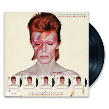 David Bowie Fan Sheet - Aladdin Sane