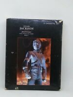 HIStory Book I Michael Jackson 52 Pages Booklet Malaysia 2 Cassette Limited Rare