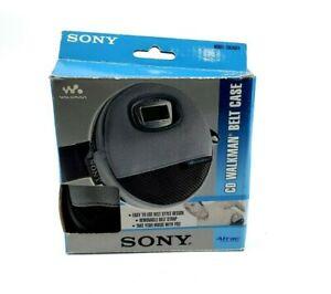 Sony Case CD Walkman Discman Belt Case Waist Clip Fanny Pack CDCASE4 Atrac