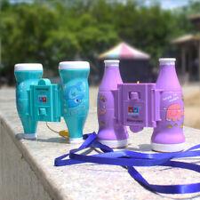 KQ_ KE_ BU_ ALS_ 6x25 Kids Binoculars Children Binoculars Plastic Binoculars Toy