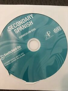 Switched on Schoolhouse, Secondary Spanish elective, HS free ship, AOP SOS