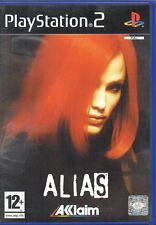 ALIAS - PS2 (USATO EX NOLEGGIO)
