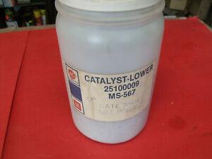 NOS GM General Motors 70s Catalytic Converter Catalyst Lower Bed Beads 25100009