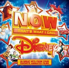Now That's What I Call Disney cd 20 songs Lion King Aladdin Little Mermaid Lilo