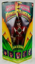 Vintage Mighty Morphin Power Rangers Red Bandai Jason Figure Toy New No Reserve!