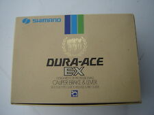 SHIMANO DURA ACE EX BR-7200 BLACK SERIES BRAKE SET- NOS - NIB