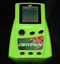 CENTIPEDE Handheld Game MGA Entertainment Classic Atari Arcade Game