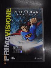 SUPERMAN RETURN - ABBINAMENTO EDITORIALE PANORAMA - DVD