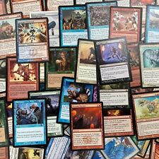 ** 100 MTG Rares ** Magic The Gathering Card Lot Rares Only Collection (HP)