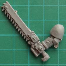 Space Marines Chain Sword Arm Left Warhammer 40K Bitz 4136