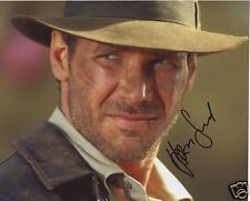 HARRISON FORD AUTOGRAPH SIGNED PP PHOTO POSTER