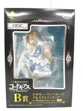 Code Geass Nunnally Lamperouge Premium figure Alice in Wonderland NEW JAPAN