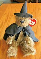 Ty Attic Treasures Beanie Baby Esmerelda The Teddy Bear 1993 Vintage Jointed