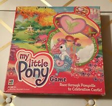 My Little Pony Game Race through Ponyville to celebration castle ages 3+