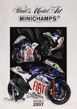 Minichamps PMA Model 2007 New Models Range Catalogue A4 Ed. 2 - Colour 23 Pages