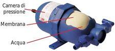 Vaso di espansione A20 stabilizzatore acqua per pompe pressostato camper F711