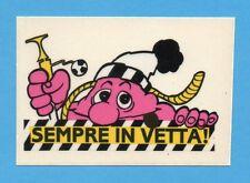 JUVE NELLA LEGGENDA-Ed.MASTER 91-Figurina/ADESIVO n.20- SEMPRE IN VETTA !-NEW