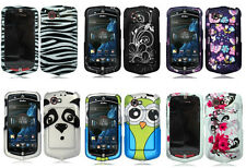 Hard Protector Snap On Cover Phone Case for Casio G'zOne Commando 4G LTE C811