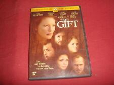 THE GIFT Cate Blanchett Katie Holmes  DVD Region 1 USA NTSC