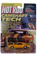 Racing Champions ~HOT ROD~ `69 Chevy Camaro Issue #6