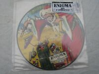 "ENIGMA 12"" AGE OF LONELINESS  picture disc  NEAR MINT"