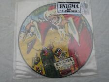 """ENIGMA 12"""" AGE OF LONELINESS  picture disc  NEAR MINT"""